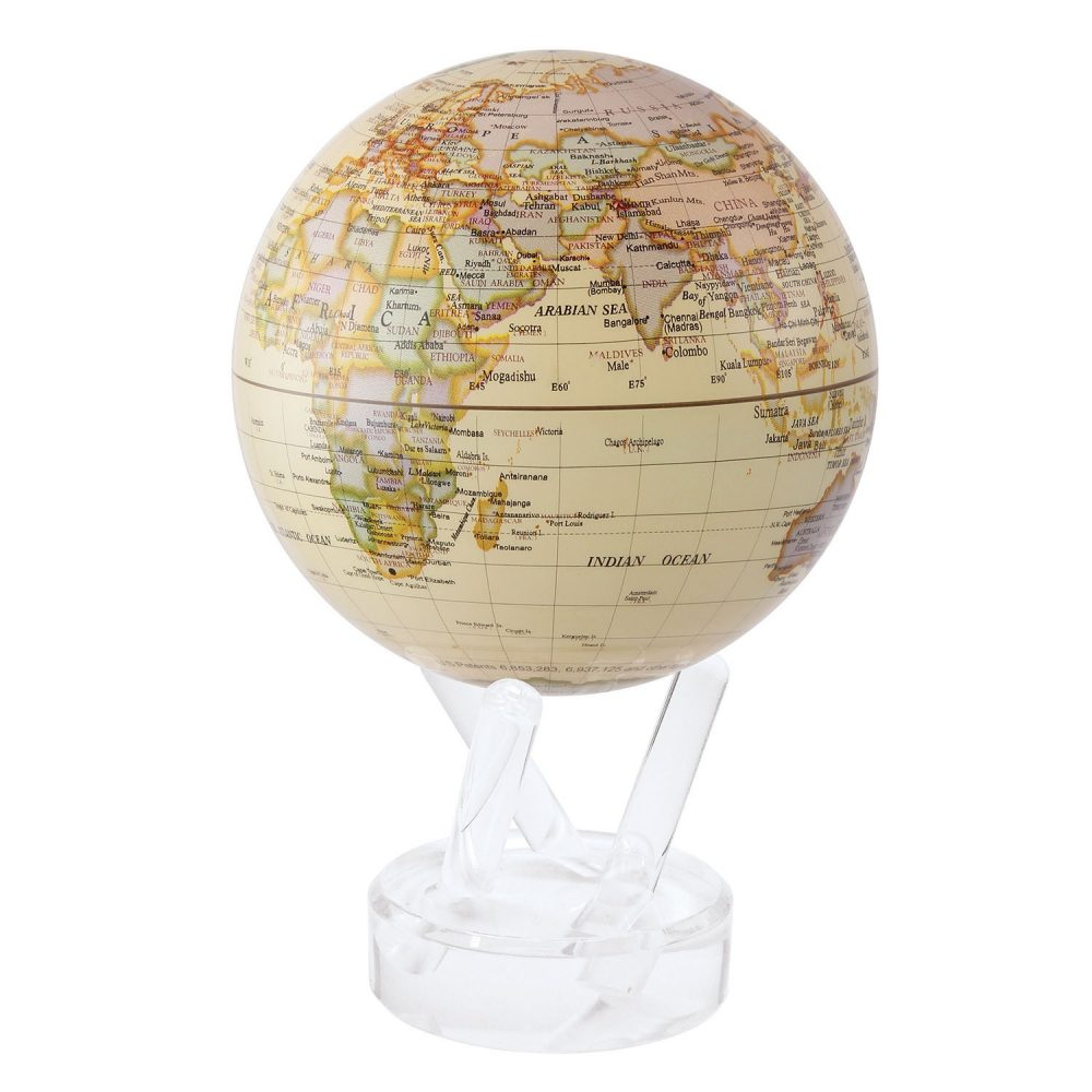 Mova-Globe-Antique