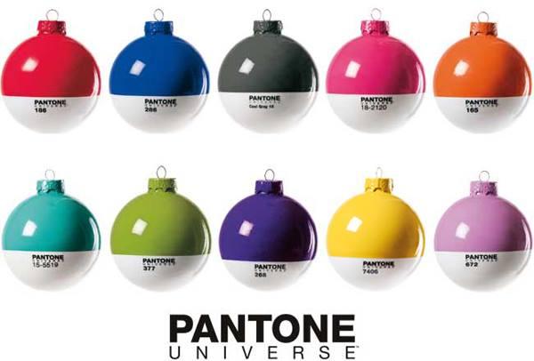 Nuovi arrivi: Xmas Palle di Natale Pantone by Seletti