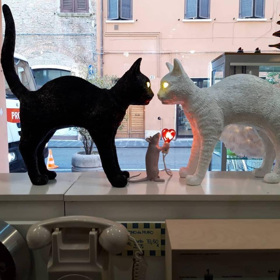 Gatti e Topi – Love San Valentino  Seletti