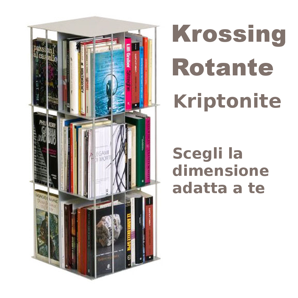 Libreria Trieste Enzo Mari librerie e sistemi a parete archivi - nikelshop oggettistica