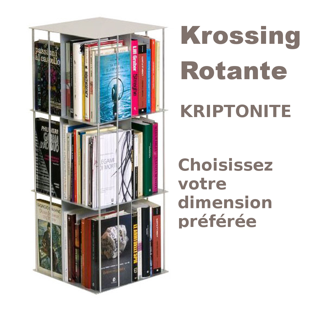 kriptonite krossing rotante