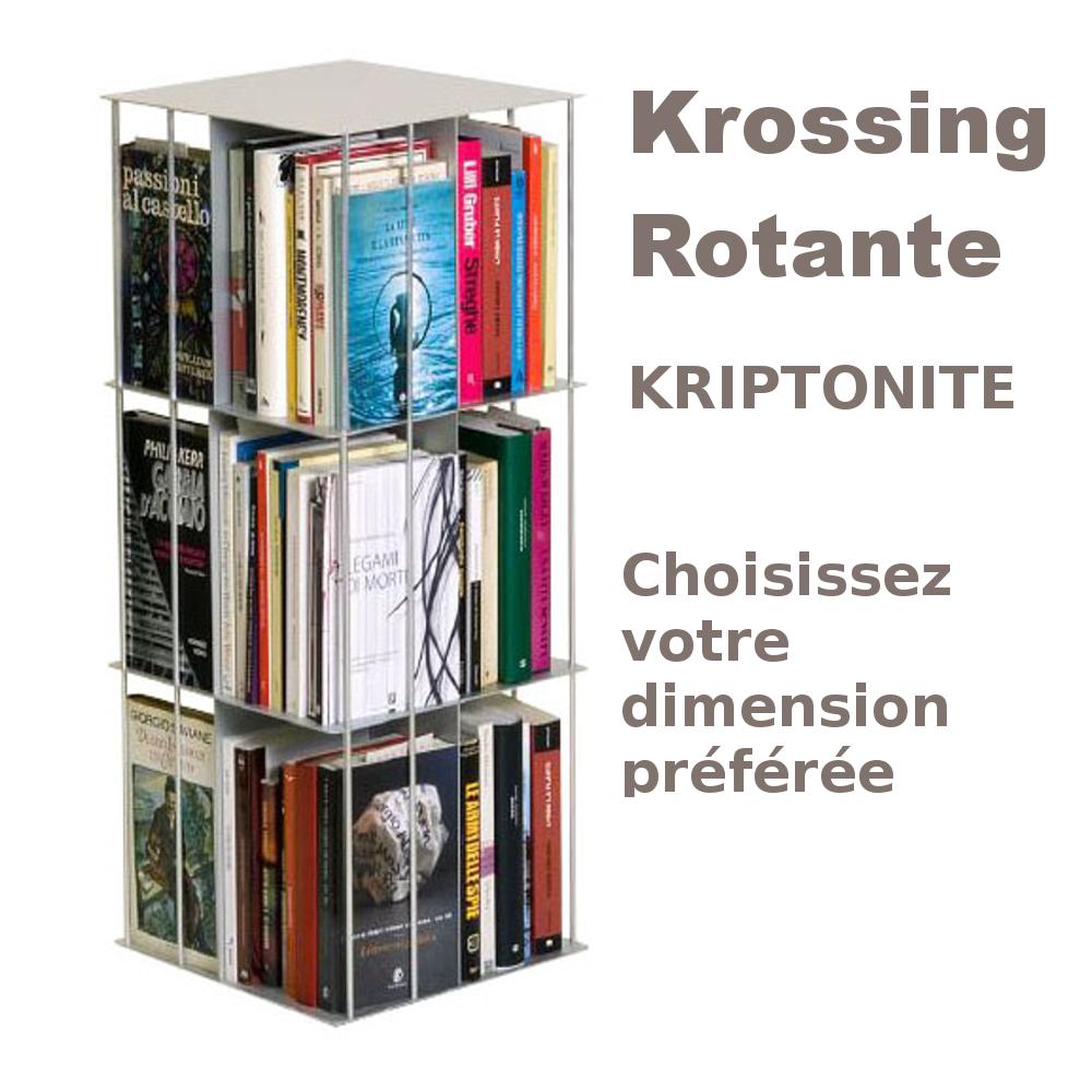 kriptonite krossing rotante