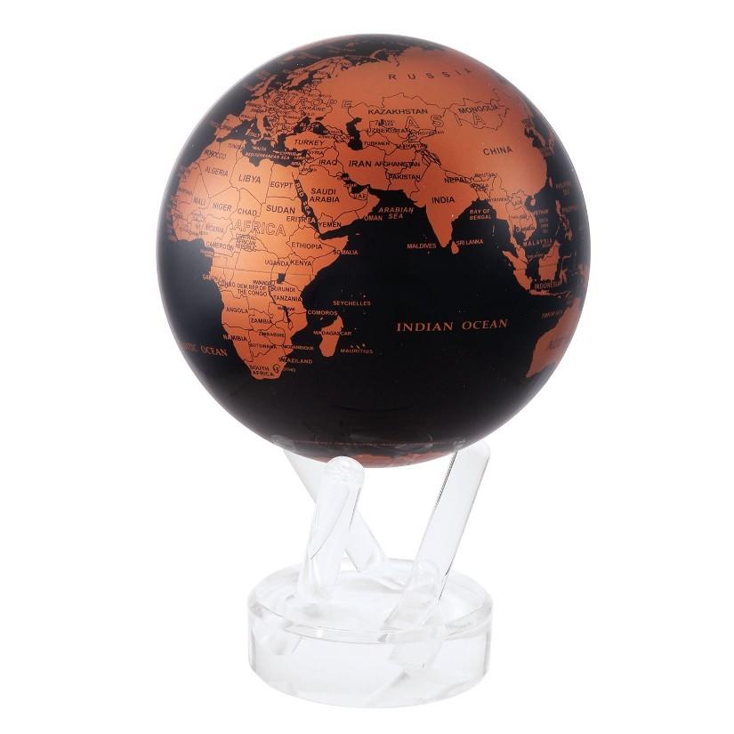 mova globe nero rame