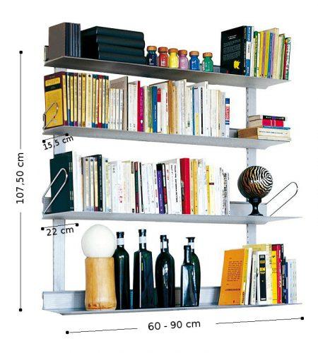 Libreria-Teca-4-ripiani