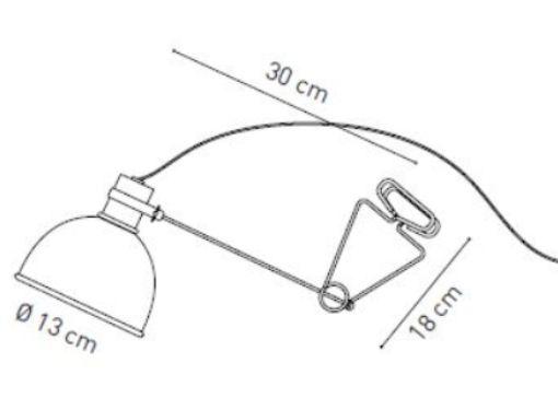 lampada-kriptonite-pinza-misure